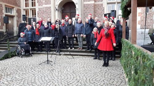 Kerst 2019 Schloss Merode